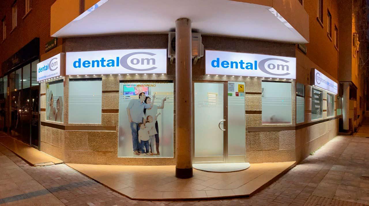 Dentalcom Alcobendas Valdelasfuentes
