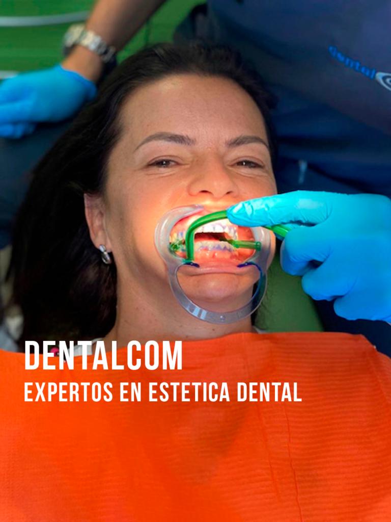 qué es la odontología estética
